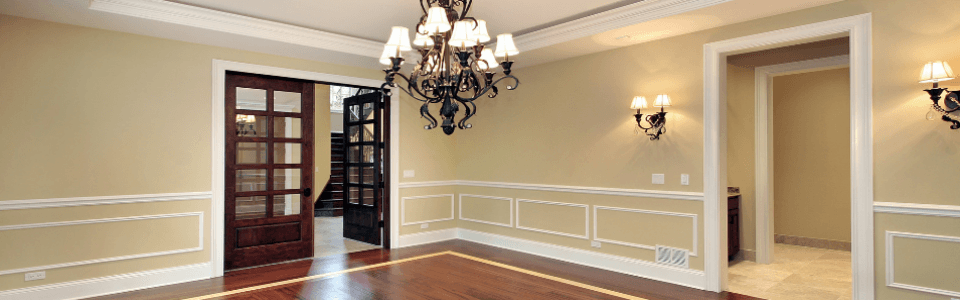 Painter Contractor, Interior Finishes